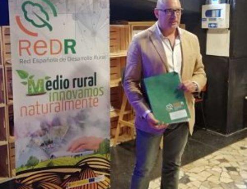 Secundino Caso, Presidente de la Red española de Desarrollo Rural (REDR)