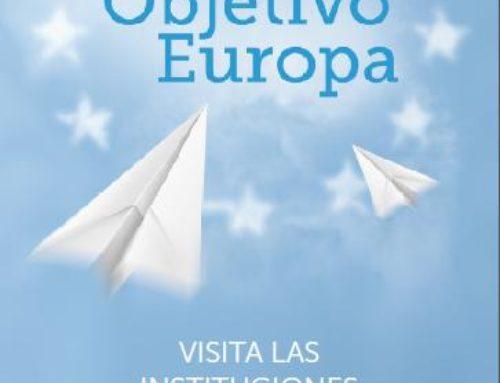 """VII edición del concurso """"Objetivo Europa"""""""