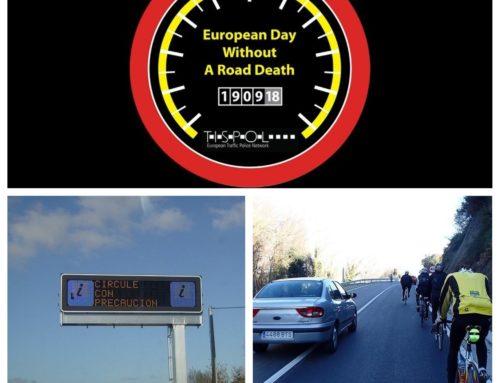 El proyecto EDWARD aspira a un día sin víctimas en las carreteras Europeas