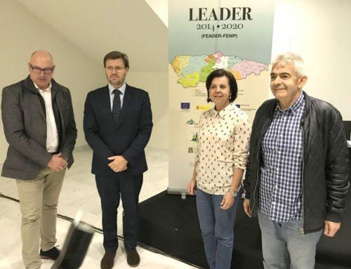 """Las redes de Desarrollo de Cantabria, Asturias, Galicia y País Vasco reclaman claridad ante el futuro del programa """"Leader"""""""