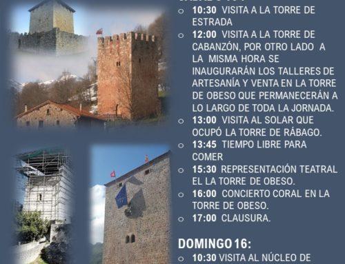 Jornadas Europeas de Patrimonio en Peñarrubia y Valle del Nansa