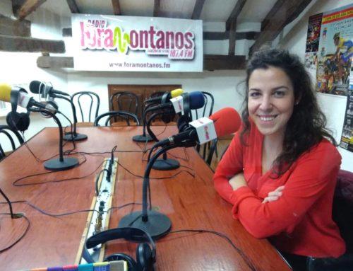 El PIE Saja Nansa informa sobre Discover EU en Radio Foramontanos