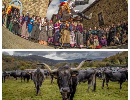 """Ganadores del Concurso de Fotografía """"Patrimonio cultural de Saja Nansa"""""""