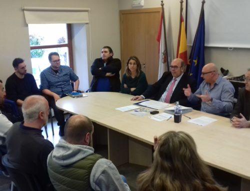 Firma de 7 nuevos expedientes financiados en la Comarca Saja Nansa PROGRAMA LEADER 20