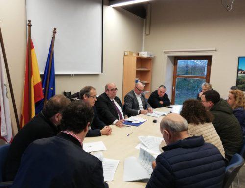 Firma de Contratos Fondos Leader de proyectos en la Comarca Saja Nansa