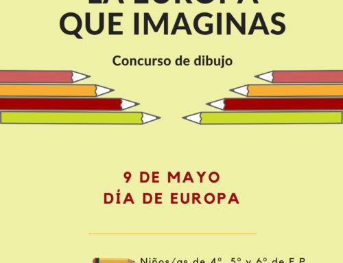 Concurso de Dibujo LA EUROPA QUE IMAGINAS