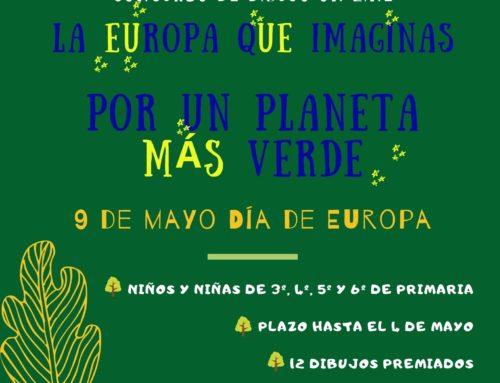 """Ganadores de """"La Europa que imaginas: por un planeta más verde"""""""